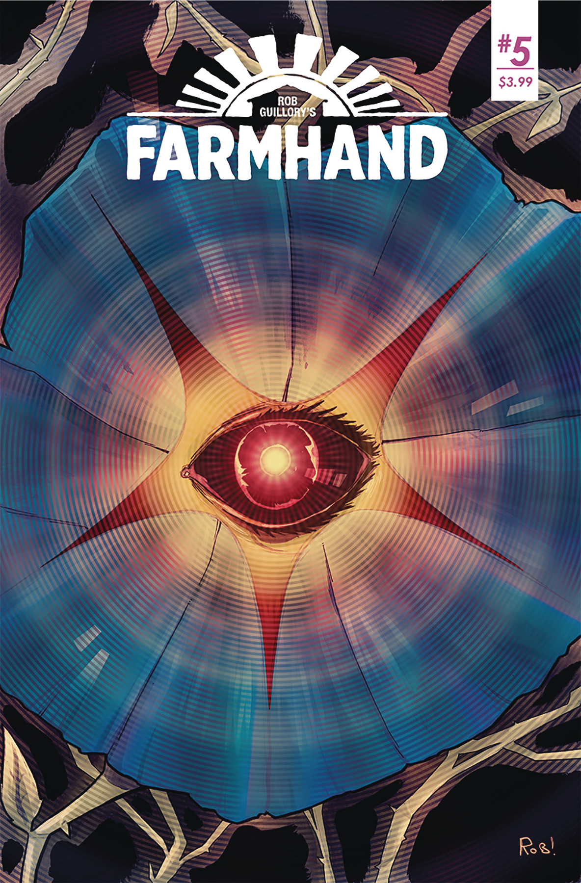 Farmhand #5  is out 11/7.
