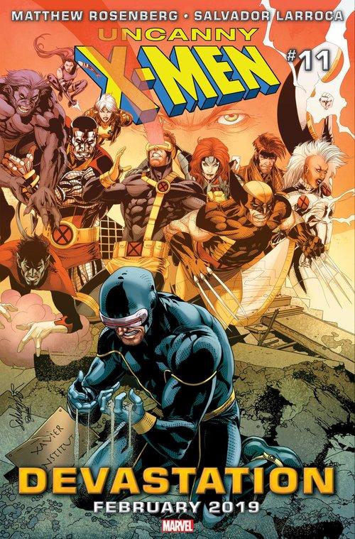Uncanny X-Men — Batman's Bookcase - Writing About Comics