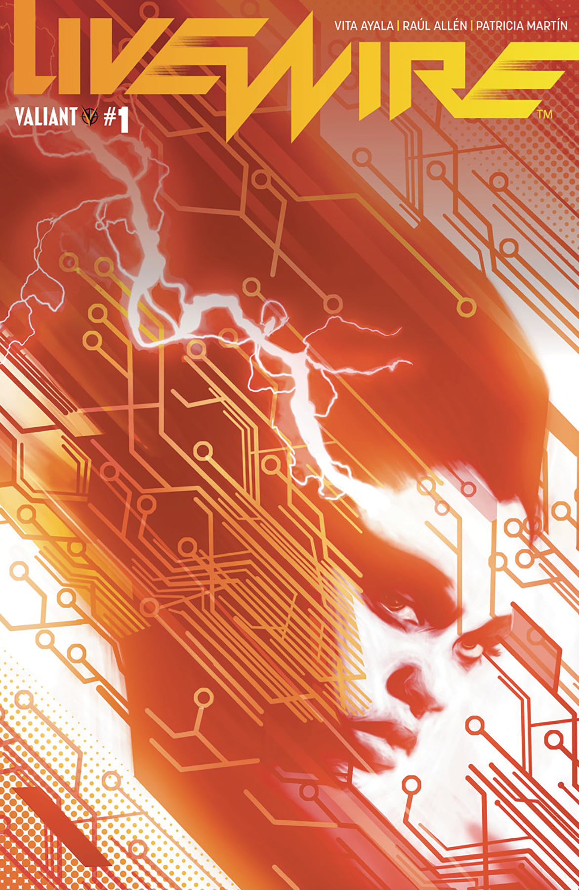 Livewire #1  is out 12/19