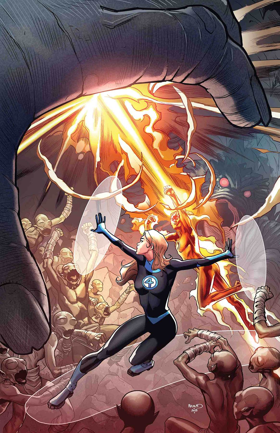 Marvel 2-in-One  concludes this week, and what a wonderful ride it has been.