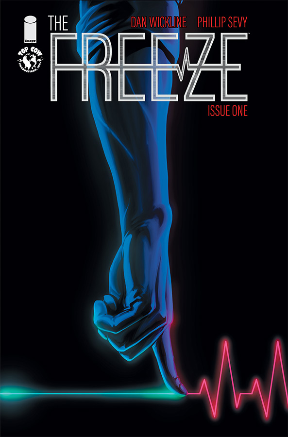 The Freeze #1  is out 12/5.