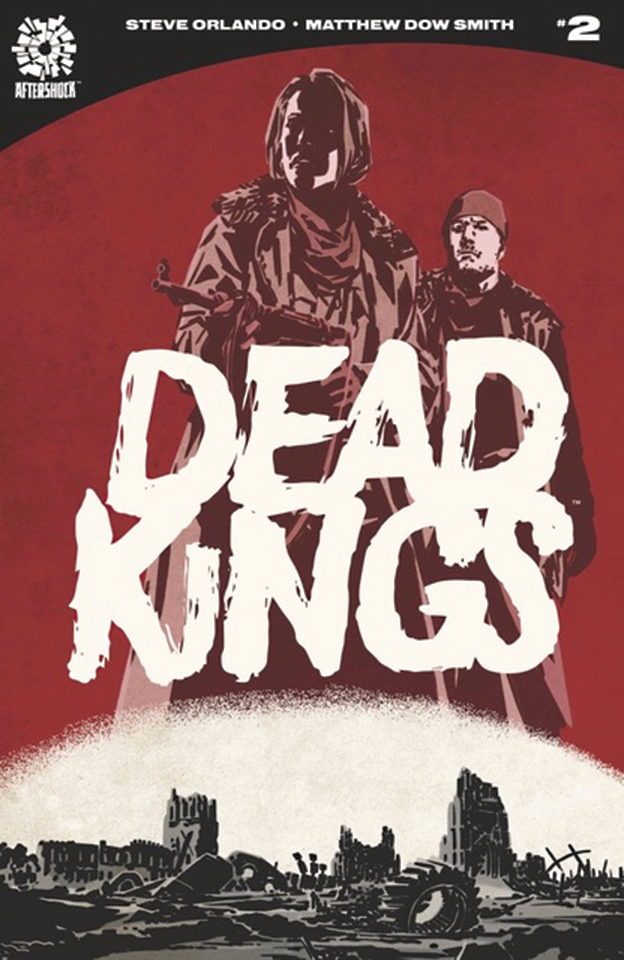 Dead Kings #2  is out 12/12.