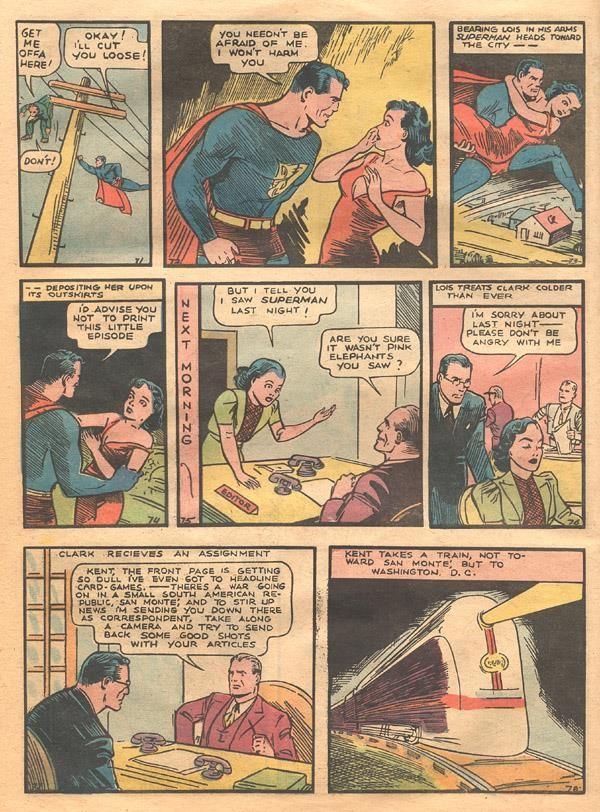 Action Comics #1 (1938).