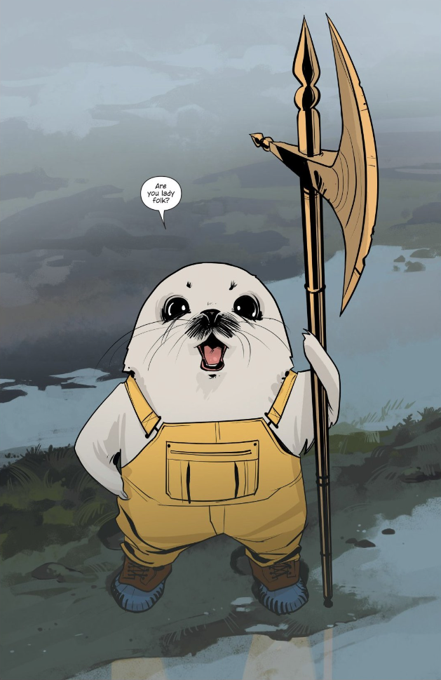 What an adorable little fellow…