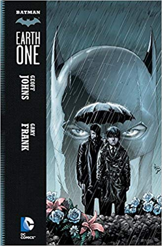 It would be nice to get some more clarity about the future of  DC's Earth One  line of graphic novels.