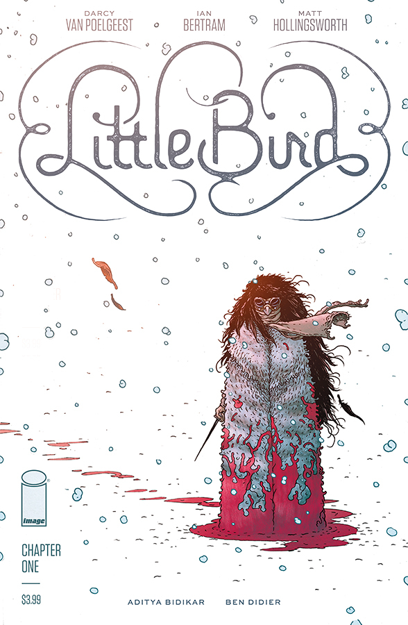 Little Bird #1  is out 3/13/2019.