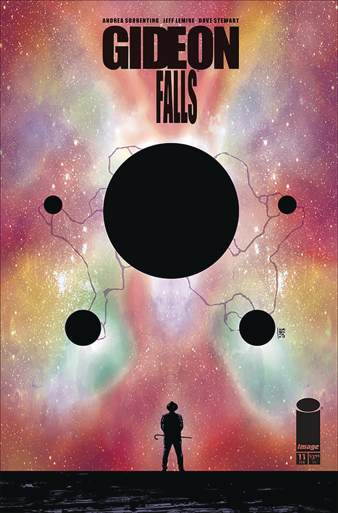 Gideon Falls #11  is out 2/13/2019.