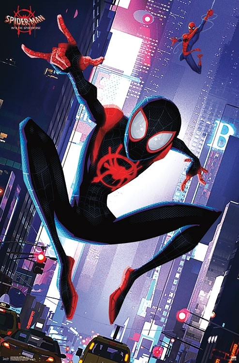 Miles Morales is becoming a break-out star thanks to the new film  Into the Spiderverse.