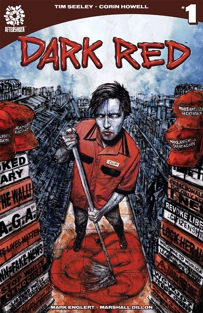 Dark Red #1  is out 3/20/2019.