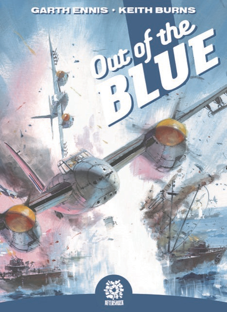Out of the Blue, Volume 1  is out 3/27/2019.
