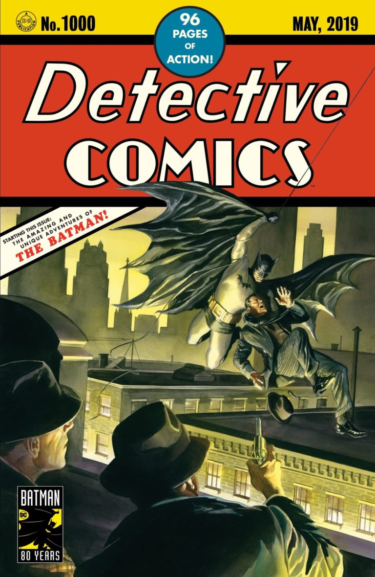 The Best Detective Comics #1000 Variants (and Why They're Cool