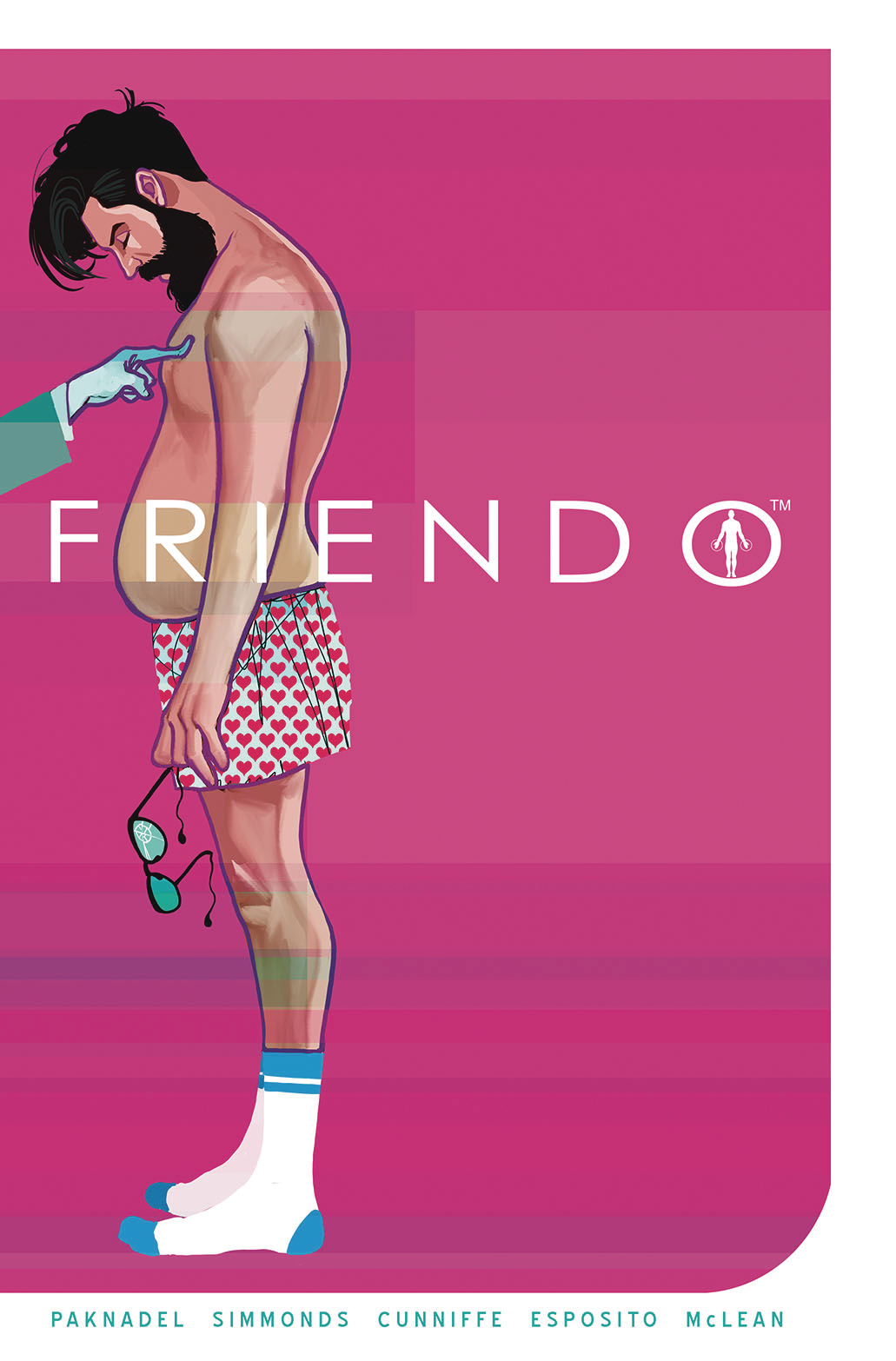 Friendo #5  is out 3/27/2019.