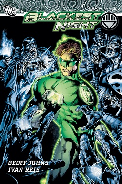 Blackest Night  ran back in 2009 - 2010, serving as a crescendo for the first half of Johns' seminal  Green Lantern  run.