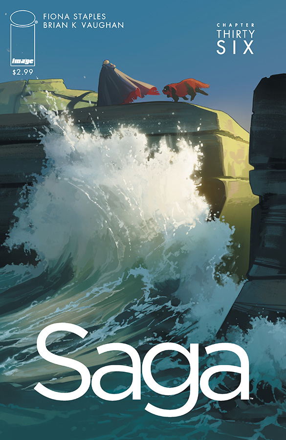 Saga #36  was first released on 4/27/2016.