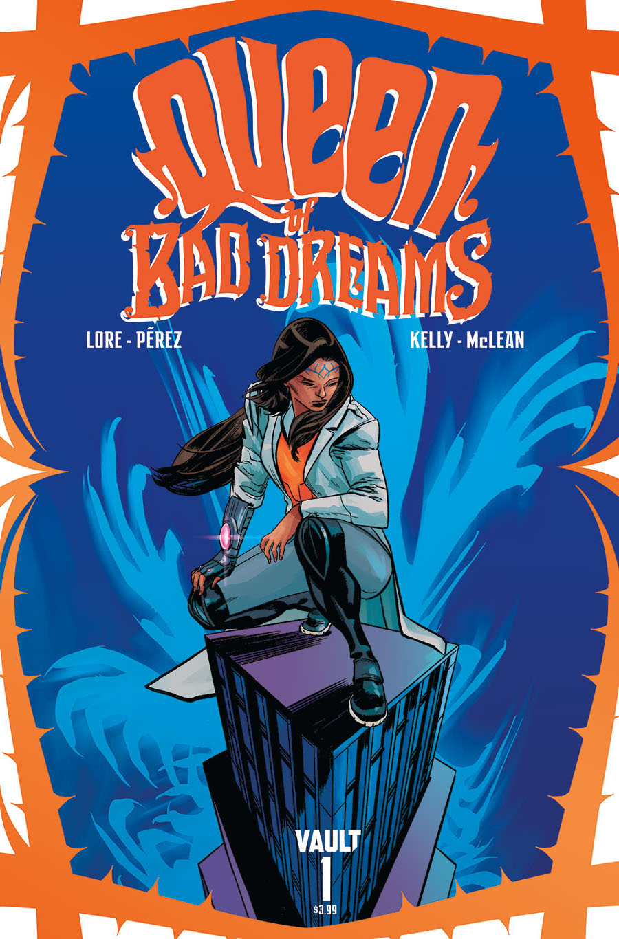 Queen of Bad Dreams #1  is out 4/24/2019.