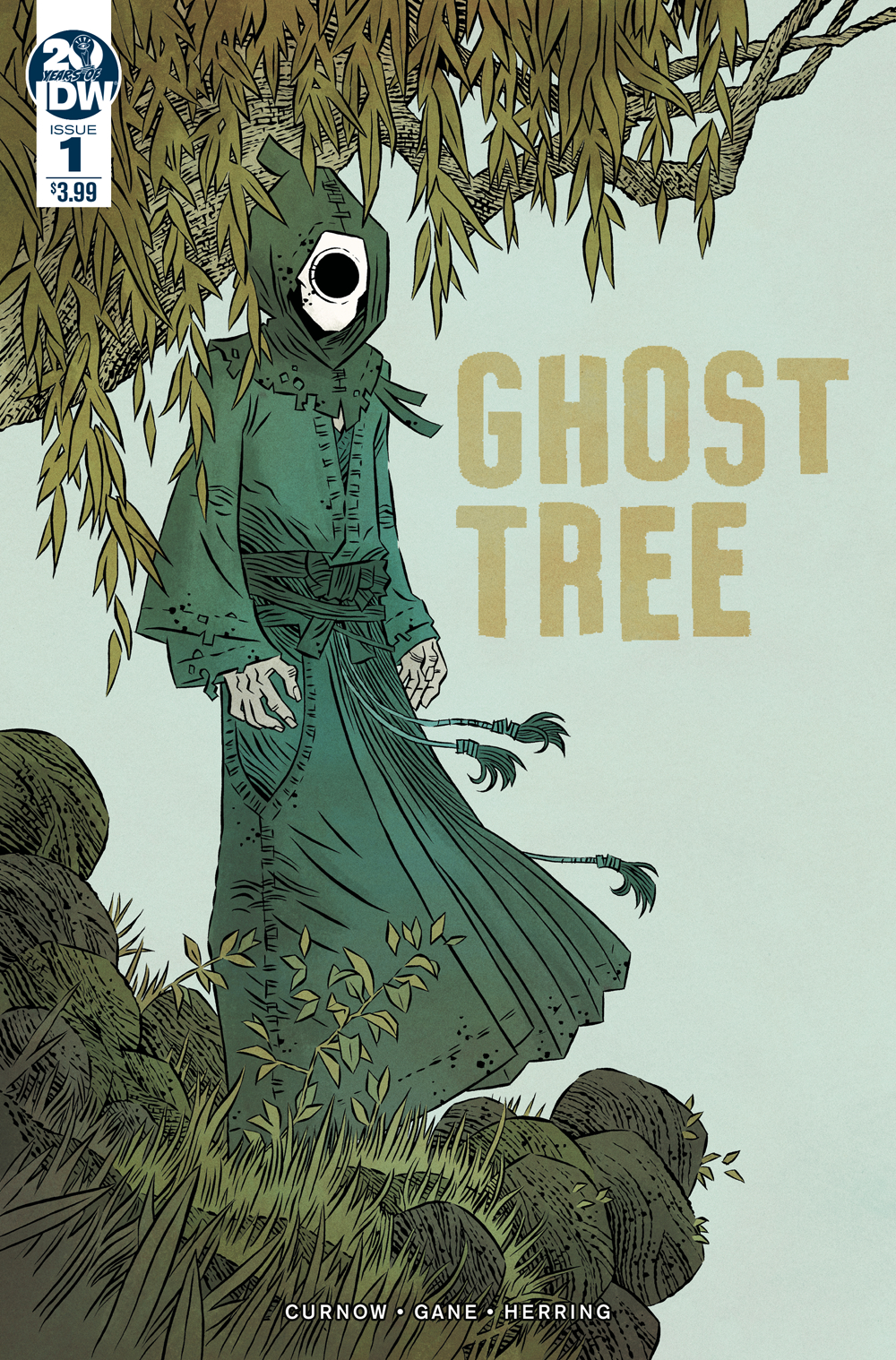 Ghost Tree #1  was released on 4/24/2019.