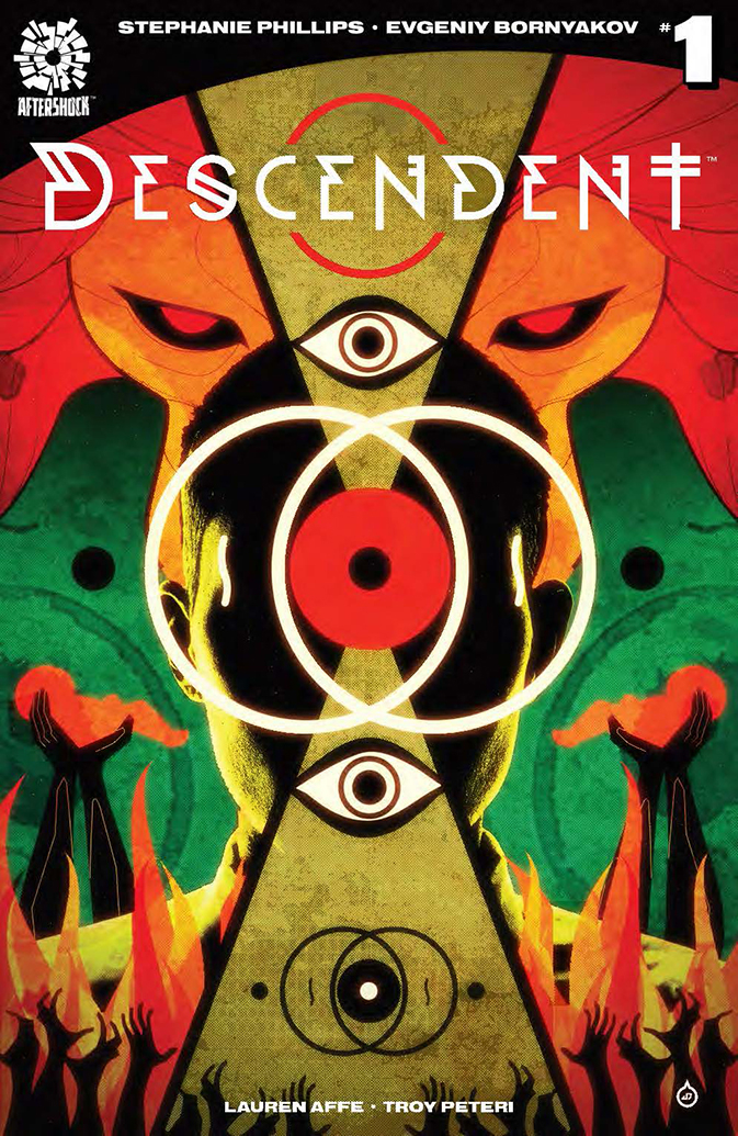 Descendent #1  is out 5/1/2019.