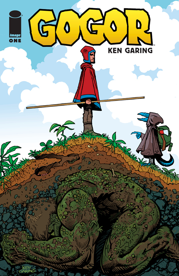 Gogor #1  is out 5/1/2019.