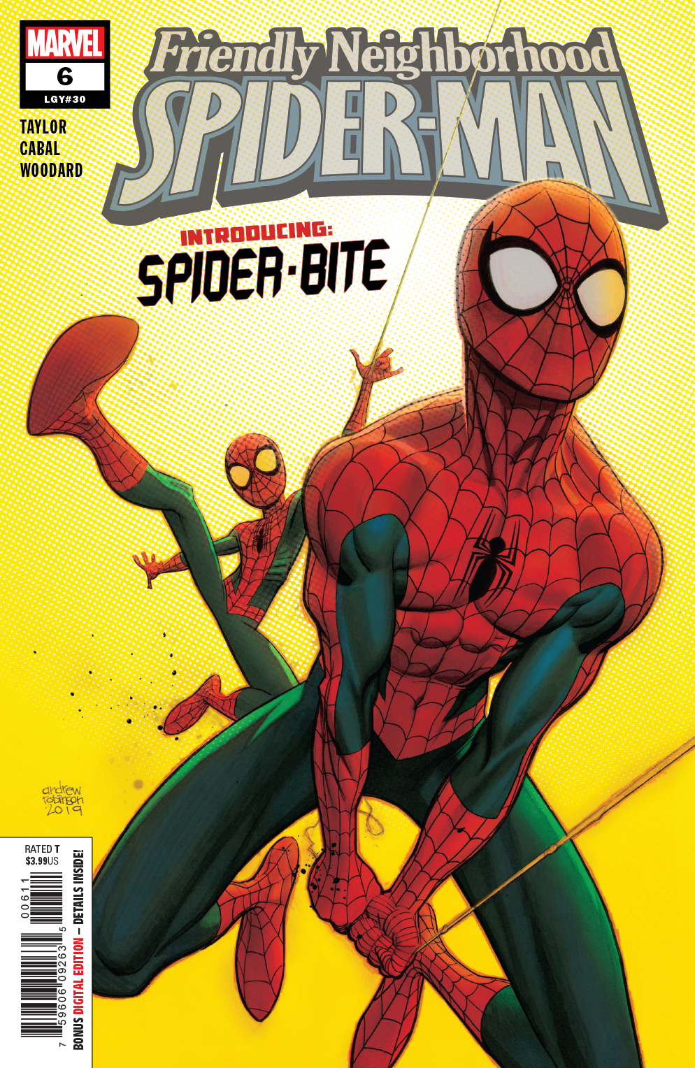 Friendly Neighborhood Spider-Man #6  is out 5/8/2019.