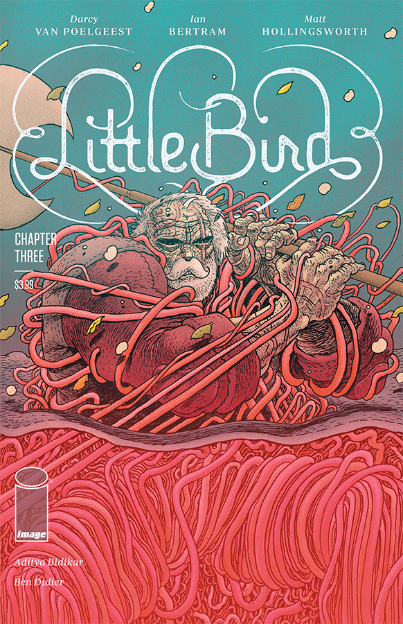 Little Bird #3  is out 5/15/2019.