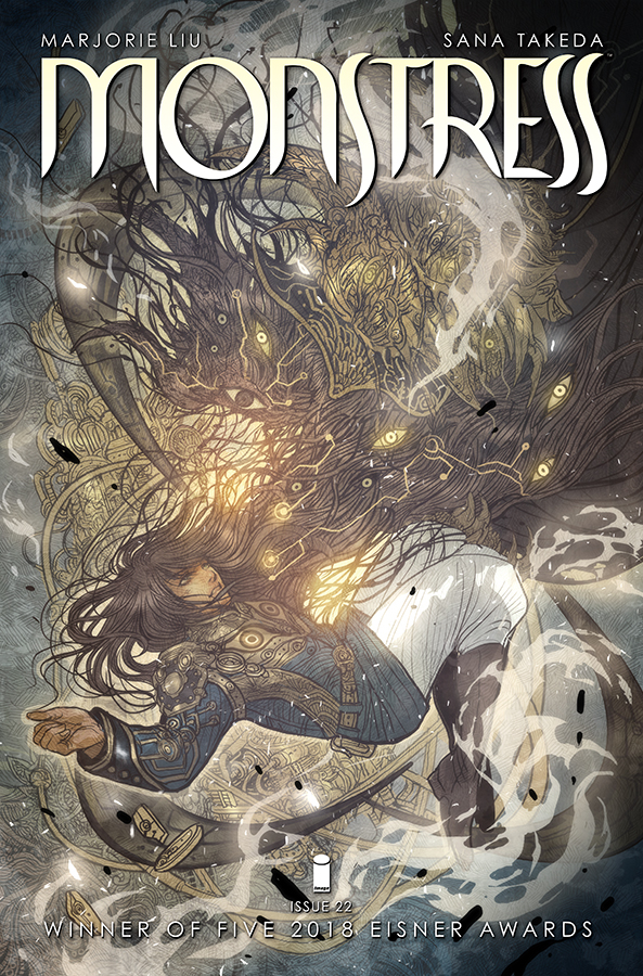 Monstress #22  is out 5/22/2019.