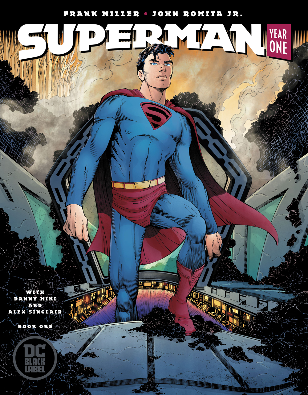 Superman: Year One Part One  is out now.