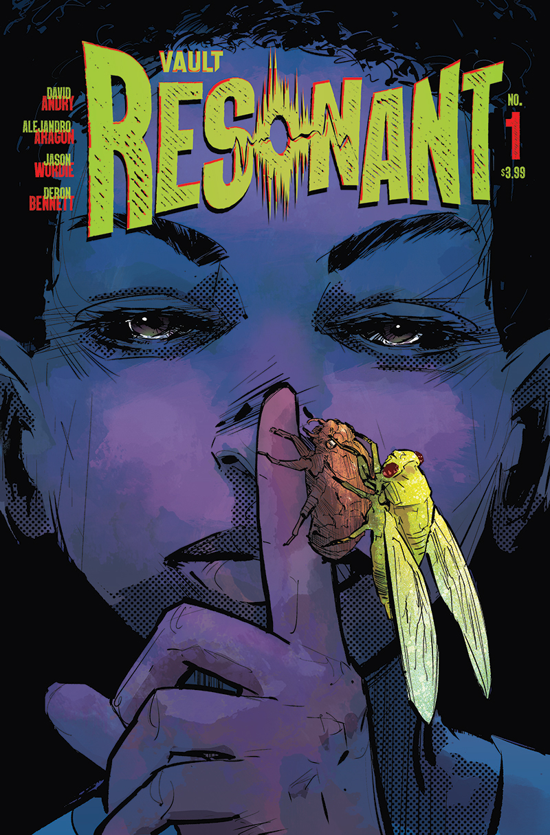 Resonant #1  is due out 7/17/2019.