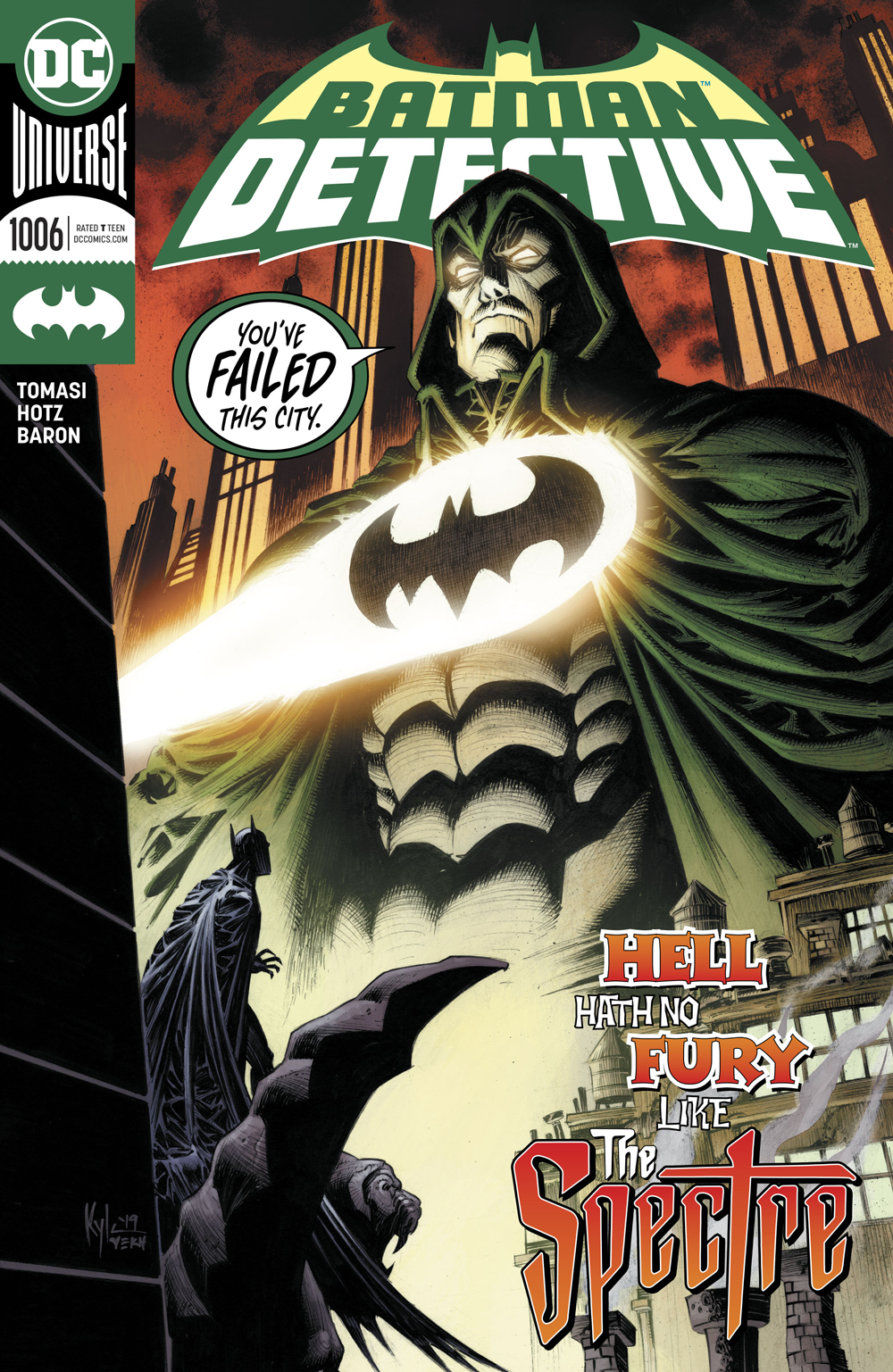 Detective Comics #1006  is out now.