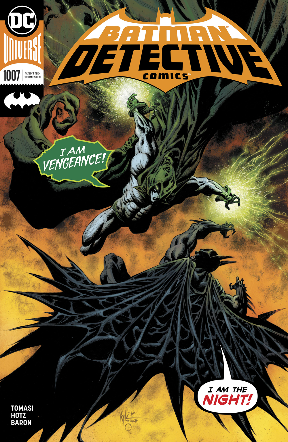 Detective Comics #1007  is out now.