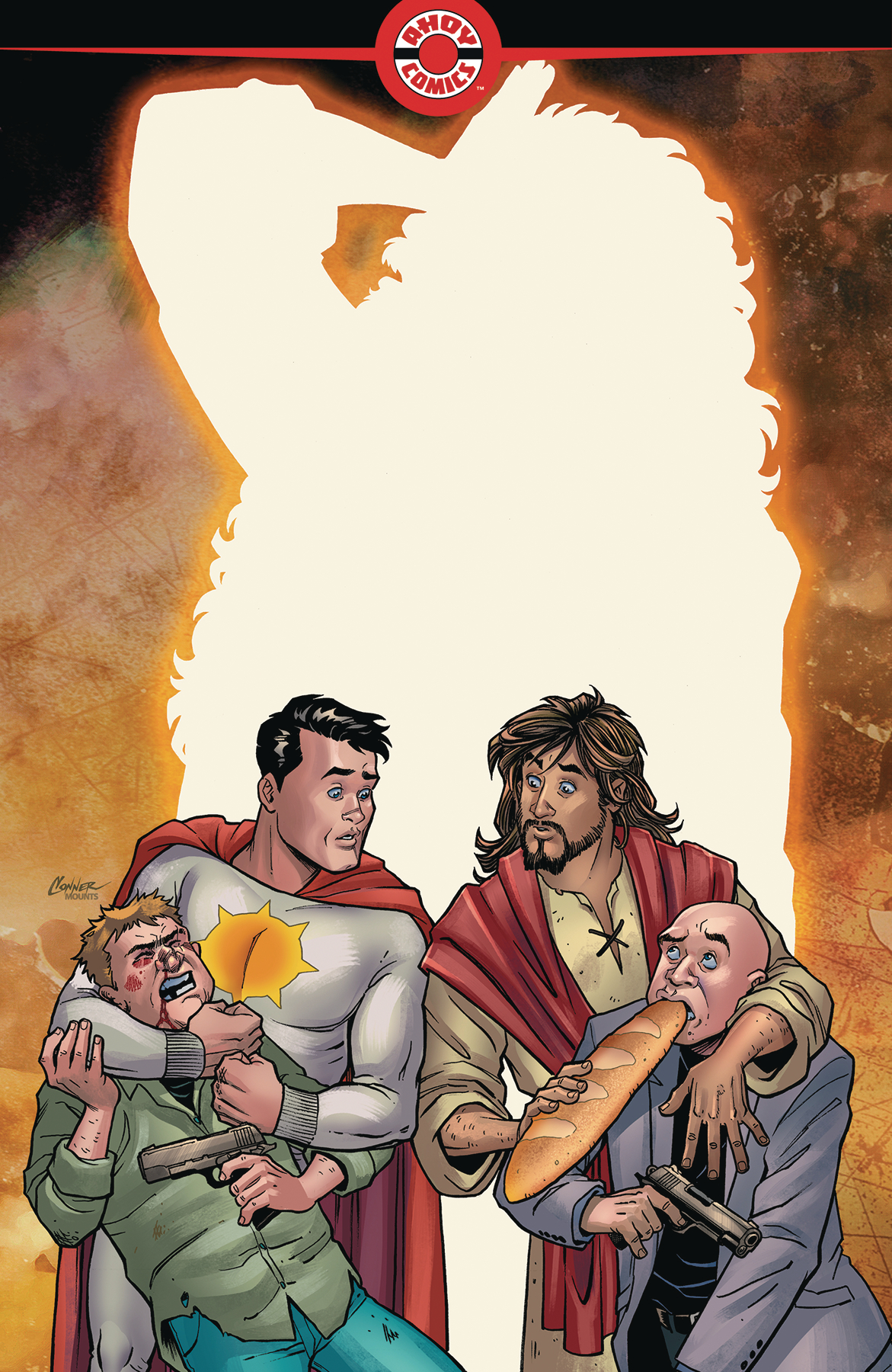 Second Coming #1  is out now.
