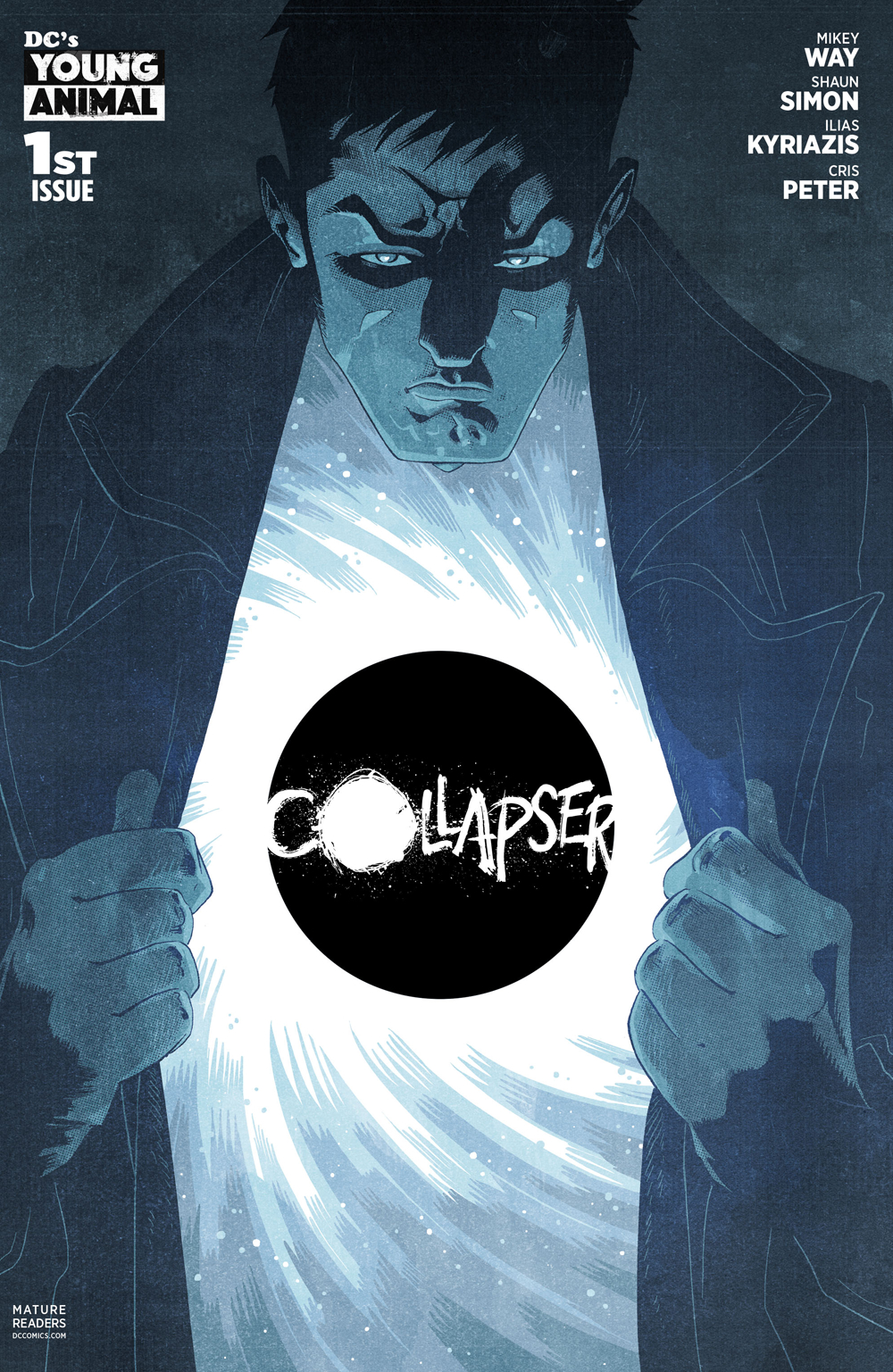 Collapser #1  is out now!