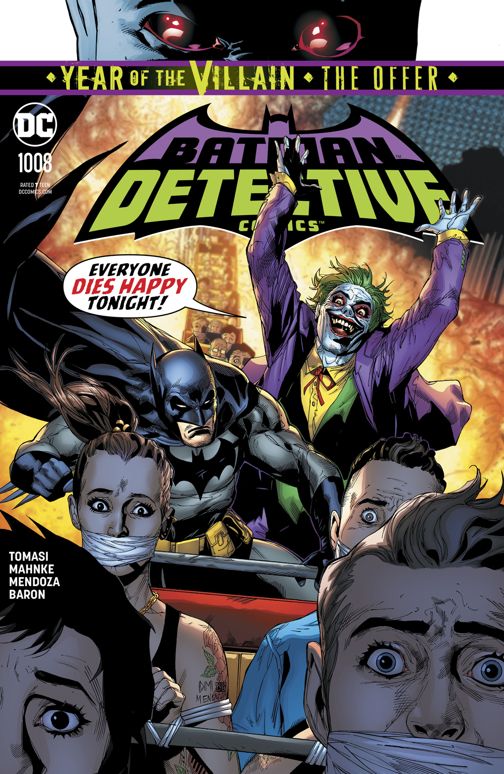 Detective Comics #1008  is out now!