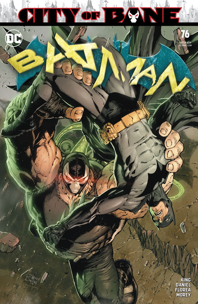 Batman #76  is out today.