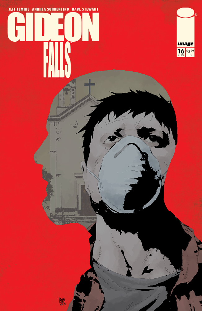 Gideon Falls #16  is out 8/14/2019.