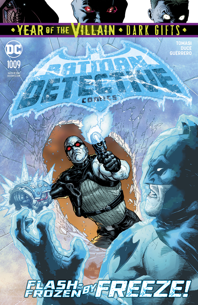Detective Comics #1009  is out 8/14/2019.