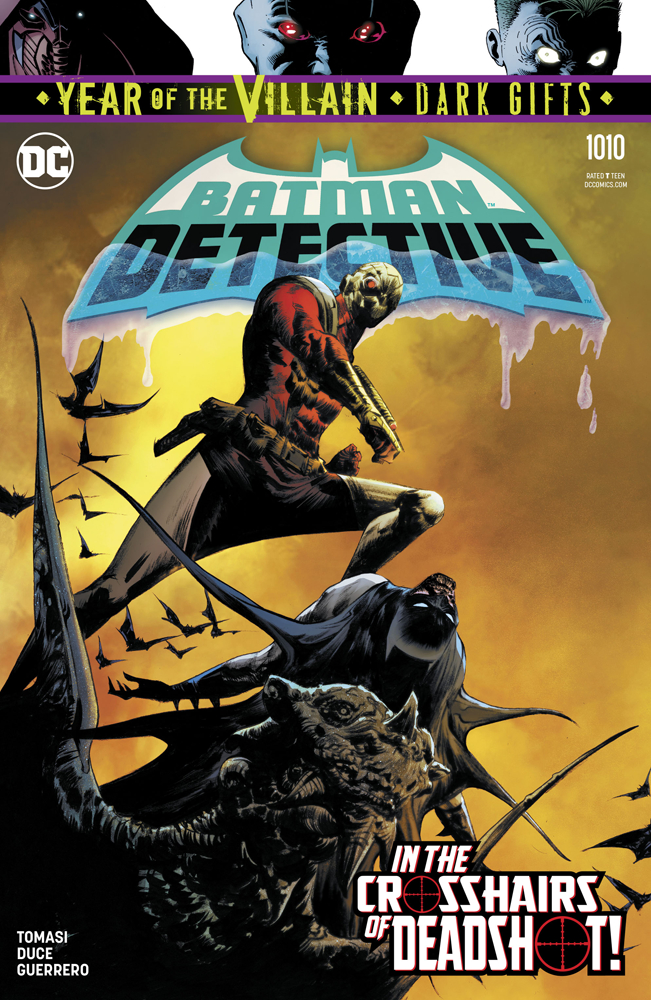 Detective Comics #1010  is out now.