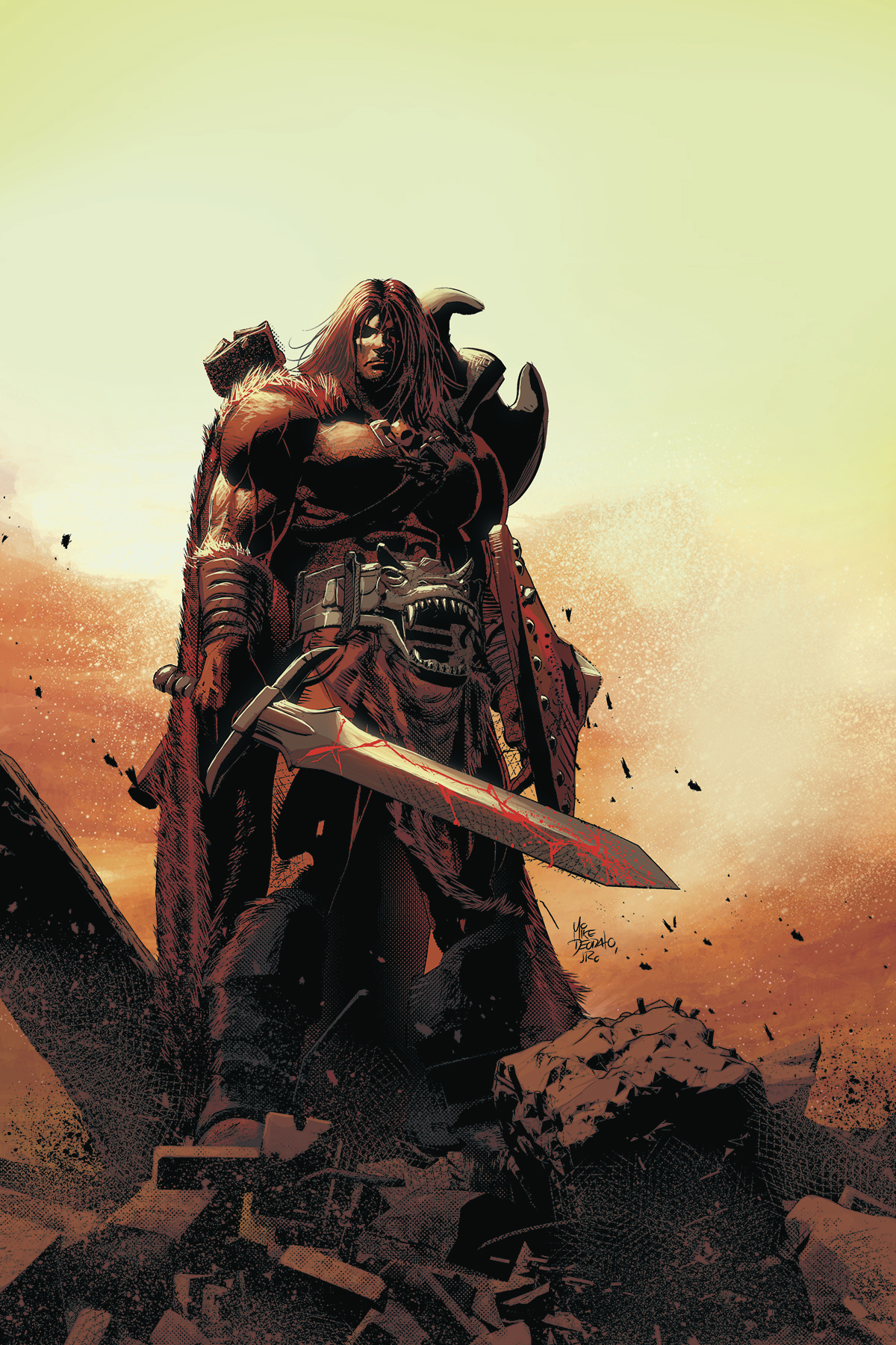 Berserker Unbound #2  is out today!