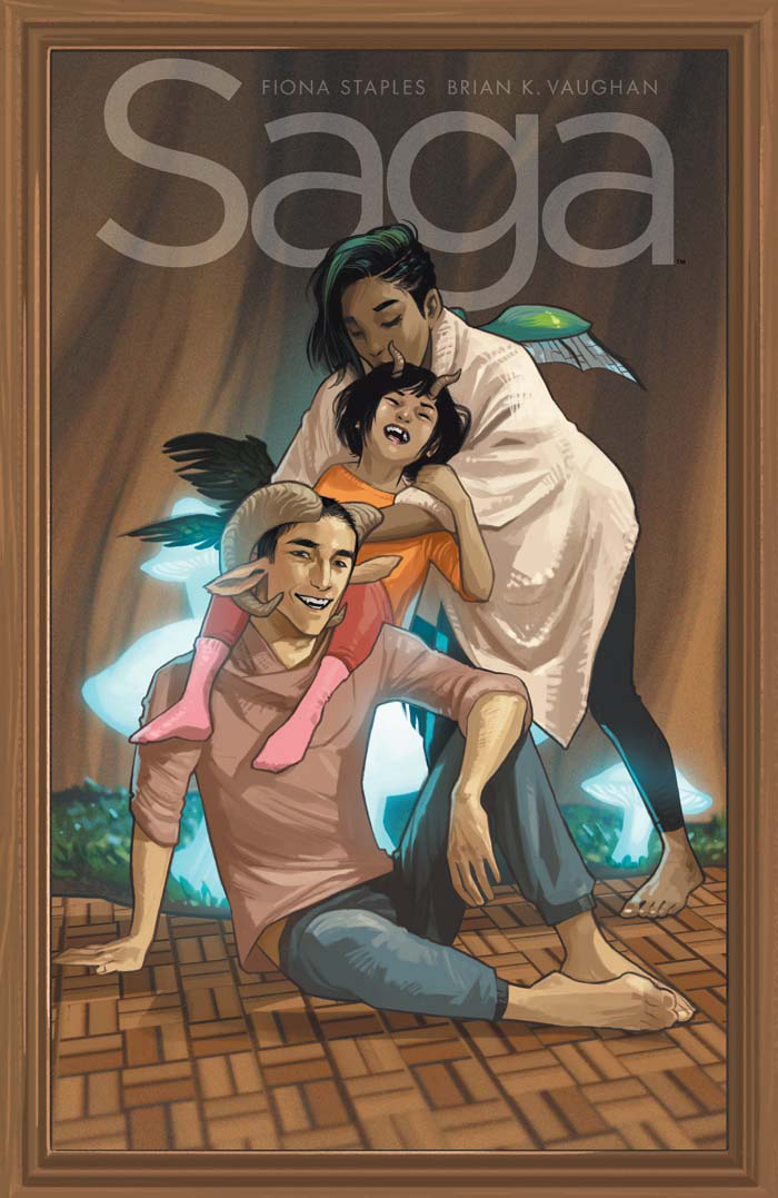 Saga #50  was first released on March 28, 2018.