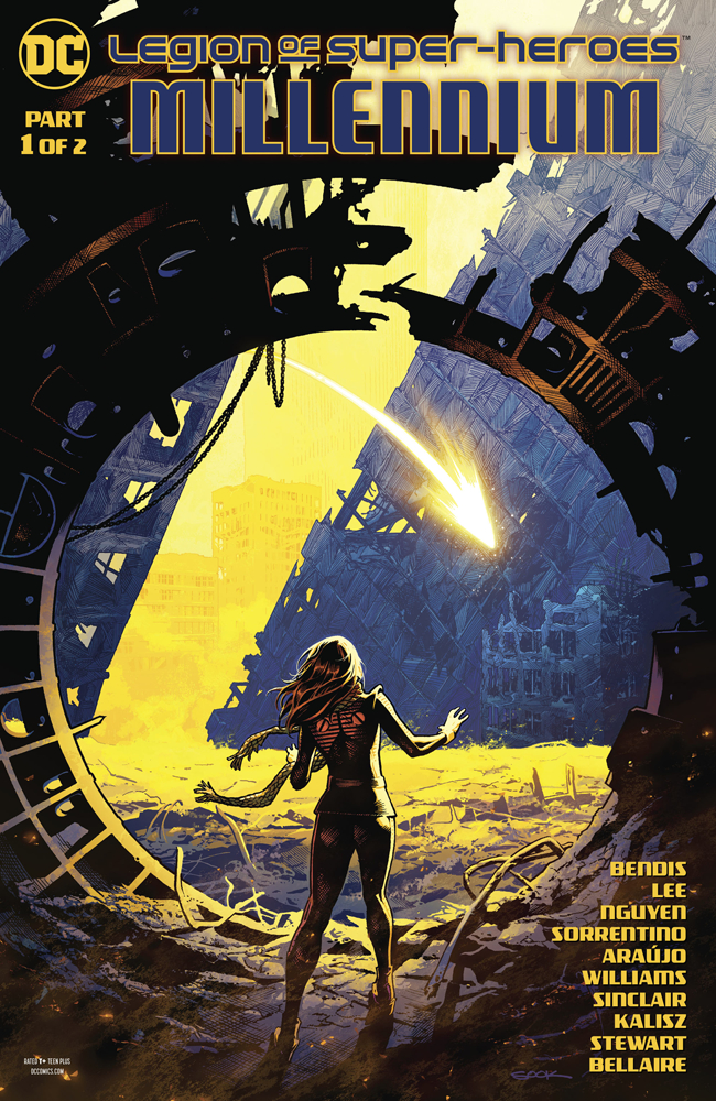 Legion of Super-Heroes: Millennium #1  was released on 9/4/2019.