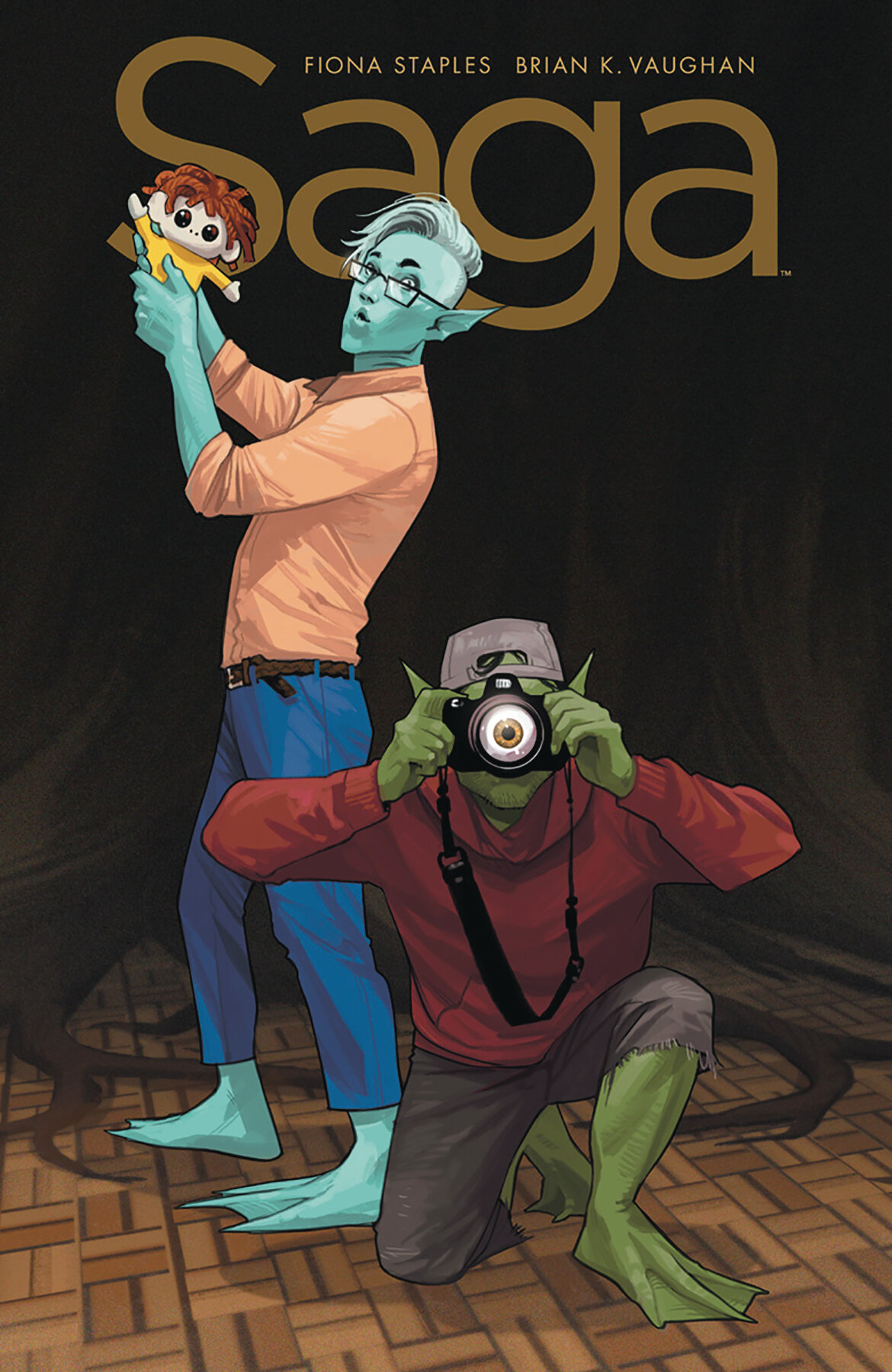 Saga #51  was first released on 4/25/2018.