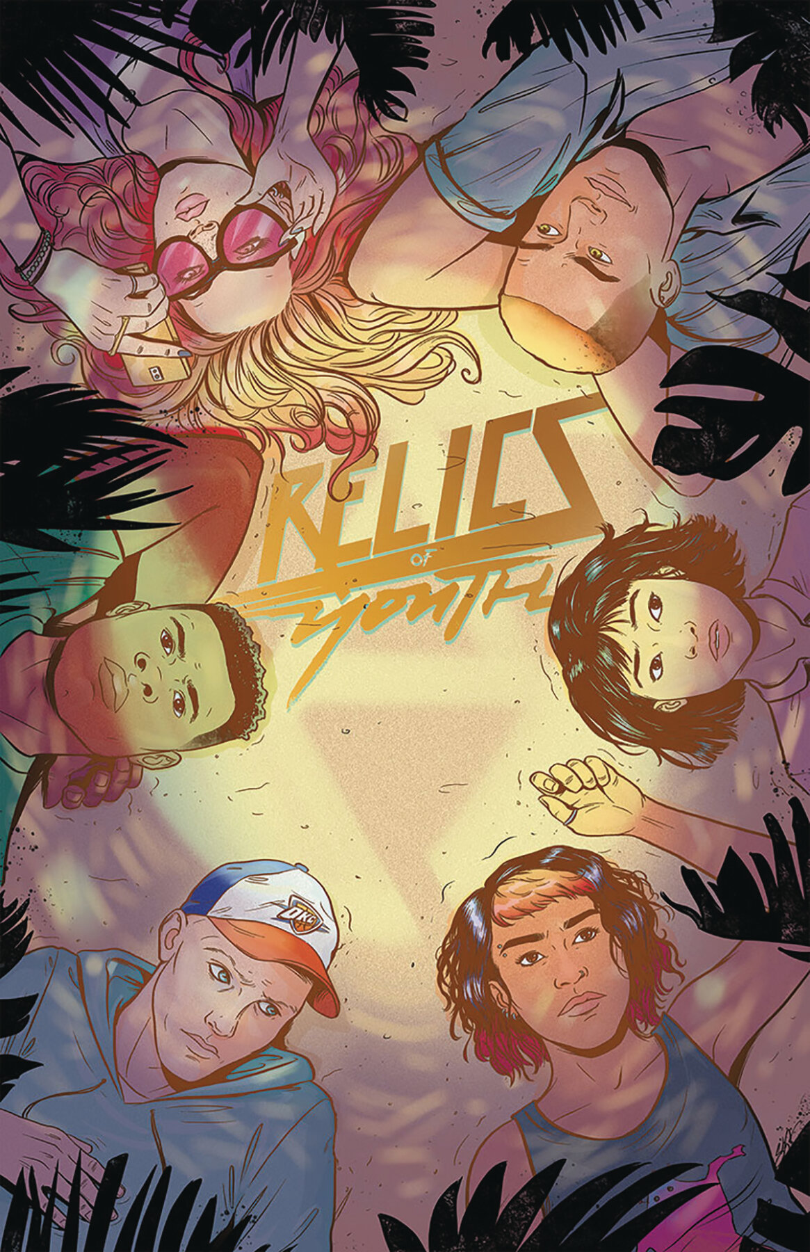 Relics of Youth #1  is out 9/25/2019.