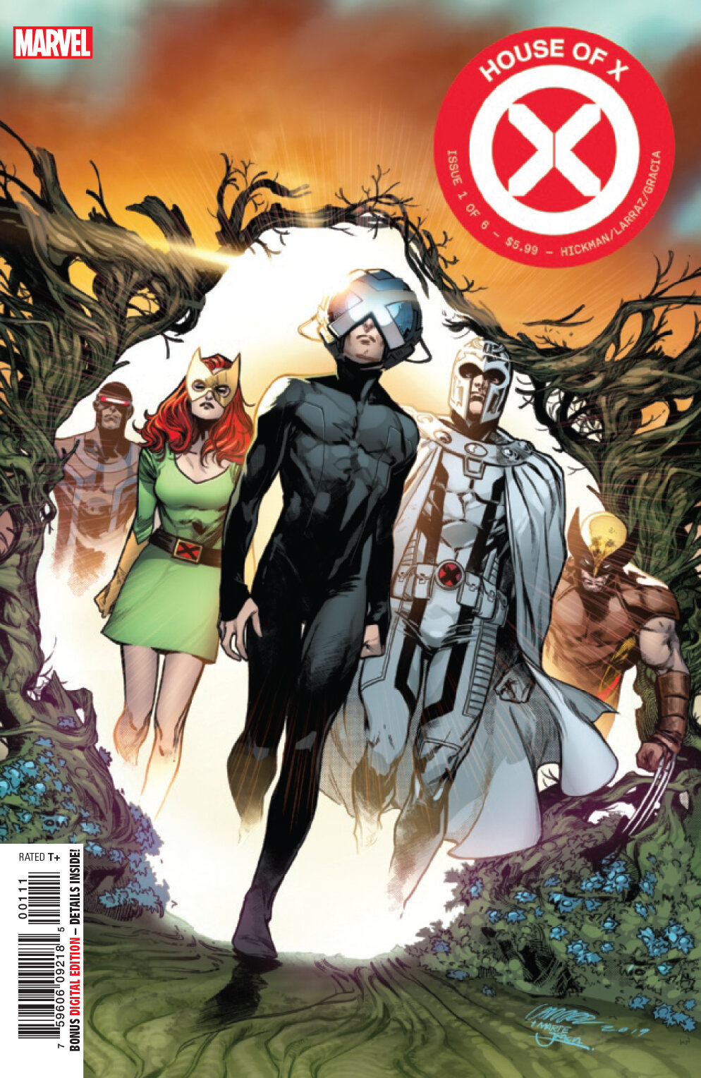 House of X #1.