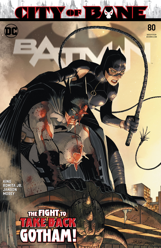 Batman #80  is out today.