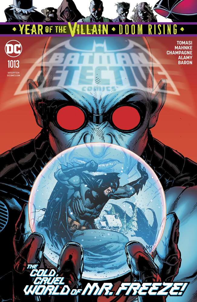 Detective Comics #1013  was released on 10/9/2019.