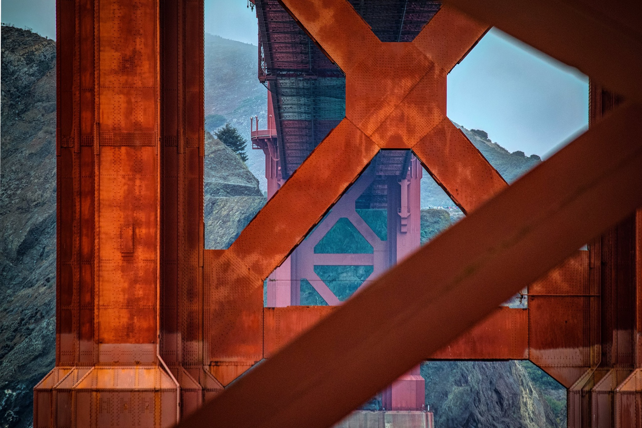 design of Golden Gate Bridge San Francisco