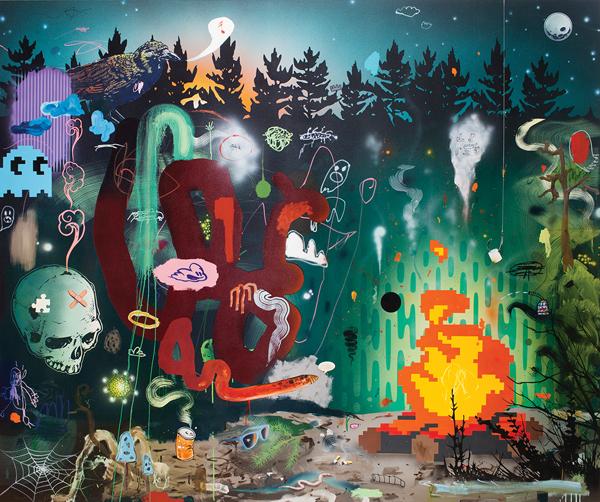Atomic Love by Dan Brault
