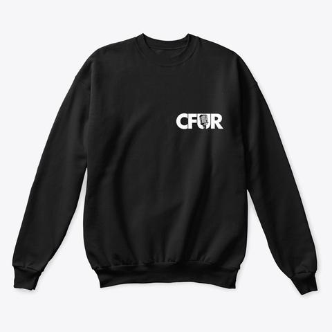 CFUR Classic Black Sweater