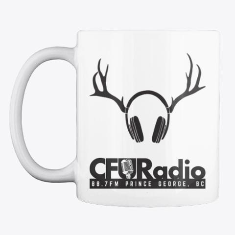 CFUR Classic White Mug