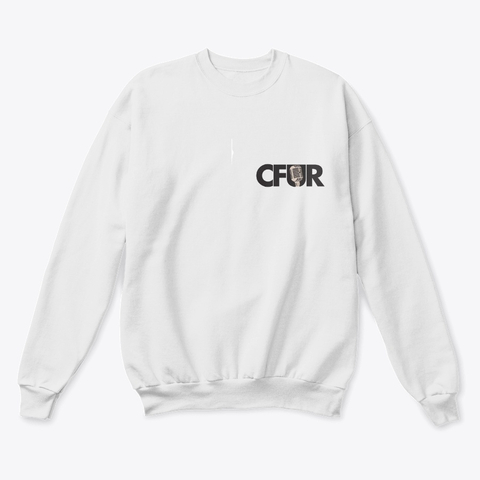 CFUR Classic White Sweater