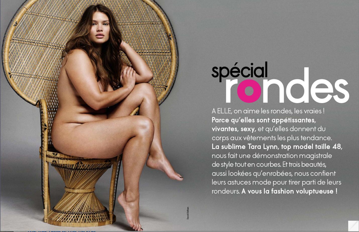 Elle France , April 2010.